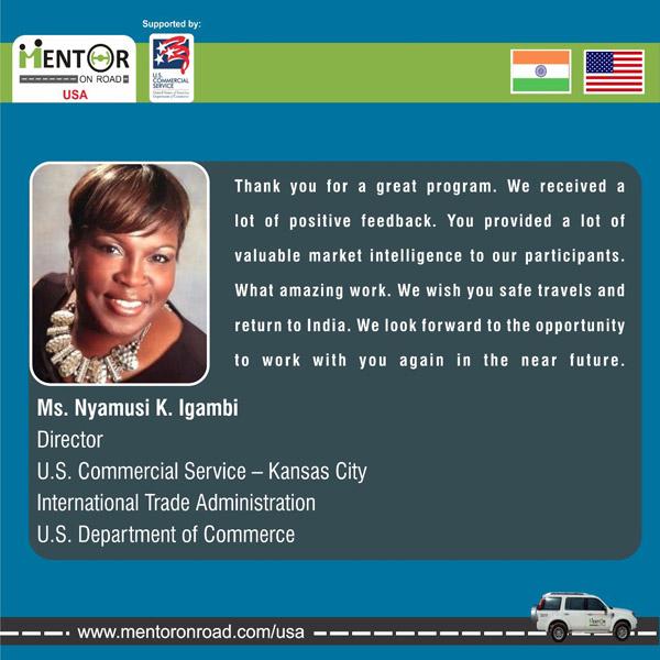 Ms. Nyamusi k. lgambi
